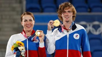 Tokio 2020: Rosjanie ze złotym medalem w mikście