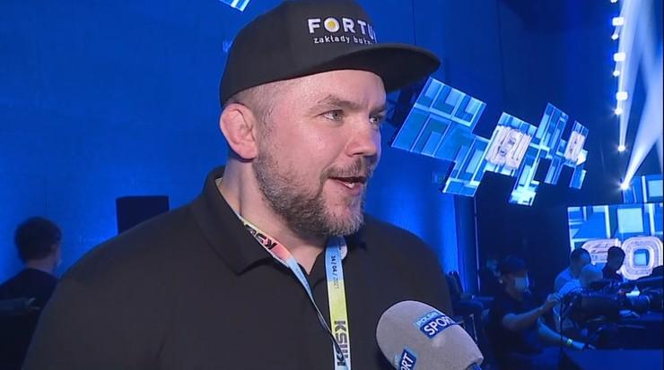 Łukasz Jurkowski: Wchodzimy z Pudzianem do klatki, żeby zrobić sobie krzywdę