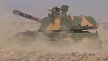 Atak rakietowy w Iraku. Polski żołnierz został ranny
