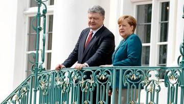 Angela Merkel zapowiada nowe rozmowy o Ukrainie
