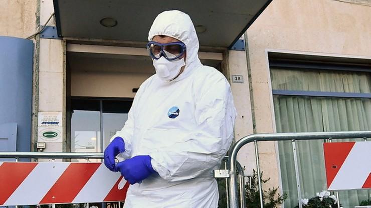 Diagności: oskarżanie nas o ukrywanie wykrytego koronawirusa jest godne potępienia