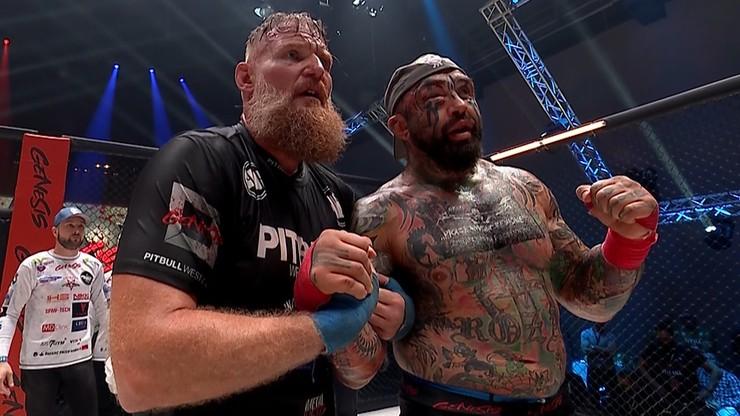 Genesis: Josh Barnett rozbił Marcina Różalskiego w walce wieczoru