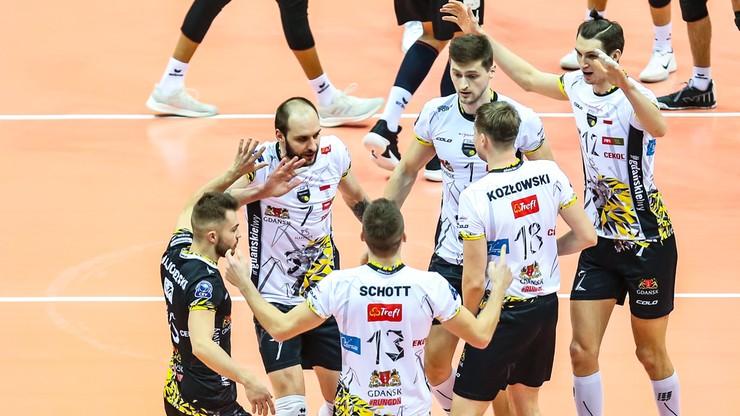 Mecz Trefla Gdańsk w Lidze Mistrzów bez publiczności