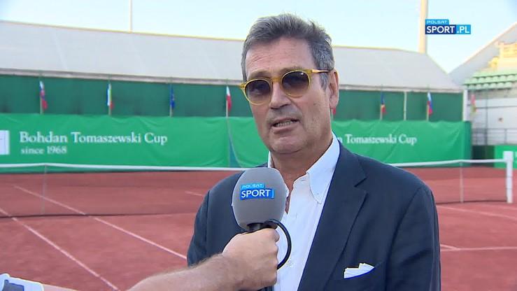 Tomaszewski o US Open: Za nami wyjątkowy weekend, a przed nami wyjątkowy turniej