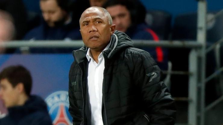Kombouare nie jest już trenerem Guingamp
