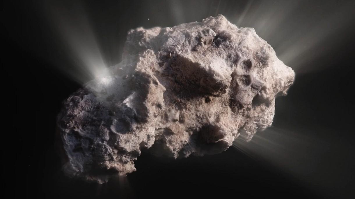 Nowe, niezwykłe fakty na temat tajemniczego międzygwiezdnego przybysza