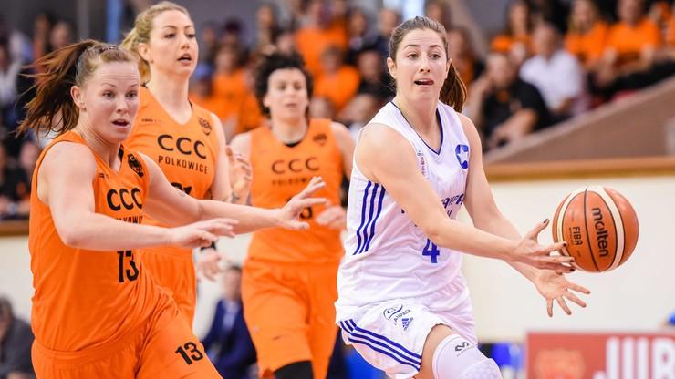 Euroliga: Mistrzynie Polski w grupie z obrońcą tytułu