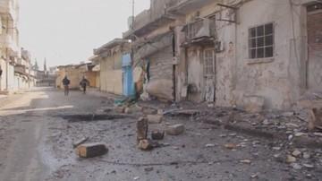 USA zwołały w trybie pilnym spotkanie ws. ataków w Syrii