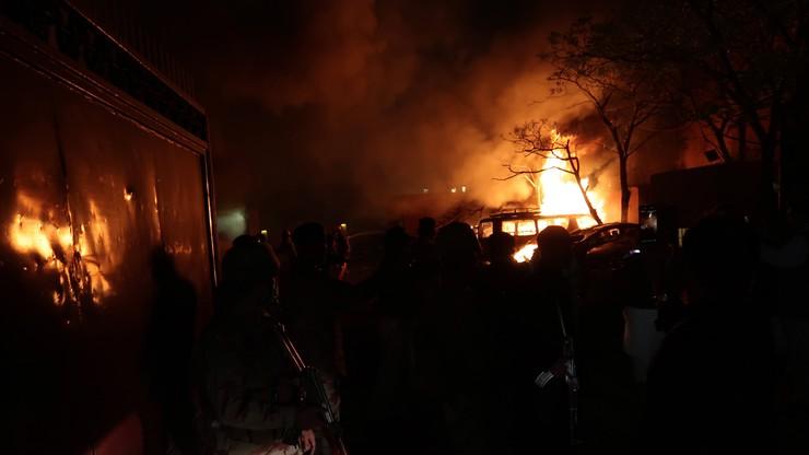 Pakistan. Eksplozja w luksusowym hotelu. Zginęły trzy osoby