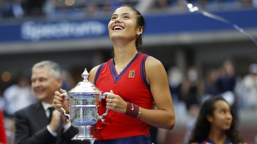 Ranking WTA: W czołówce bez zmian, olbrzymi awans Raducanu i Fernandez
