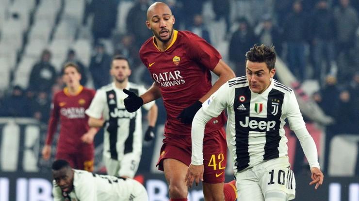 Serie A: Wygrana Juventusu Turyn z Romą, Szczęsny nie dał się pokonać