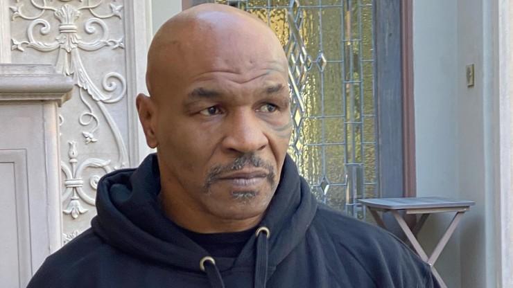 Mike Tyson wraca na ring. W sobotę zmierzy się z inną legendą boksu