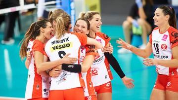 TAURON Liga: Nokaut w Kaliszu! MKS bez szans w starciu z ŁKS Łódź