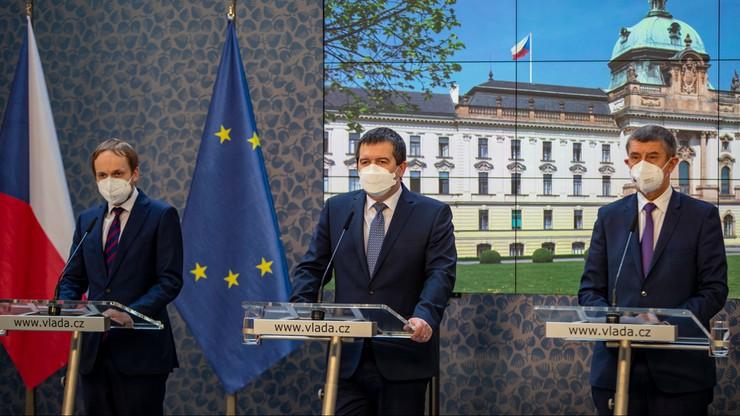 Czechy wydalą kolejnych rosyjskich dyplomatów. Jest odpowiedź