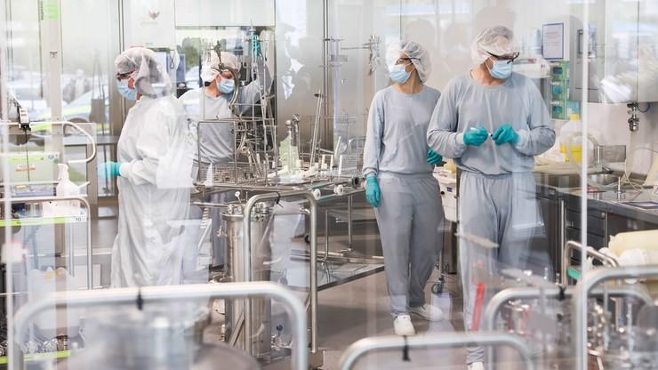 Szczepienia w USA. Podano ilu zaszczepionych zakaziło się wirusem