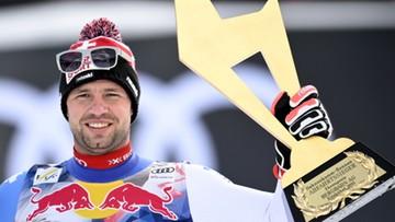 Alpejski PŚ: Beat Feuz ponownie wygrał zjazd w Kitzbuehel