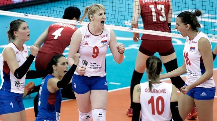 Kwalifikacje olimpijskie Tokio 2020: Serbia - Tajlandia. Transmisja w Polsacie Sport News