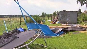 IMGW ostrzega przed bardzo silnym wiatrem w niemal w całej Polsce
