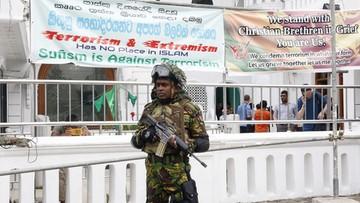 Atak na kryjówki dżihadystów na Sri Lance. Zginęło 15 osób, w tym kobiety i dzieci