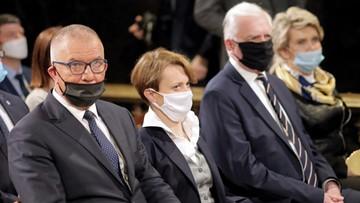 Emilewicz przemawiała na Jasnej Górze. Opozycja oburzona, wicepremier tłumaczy