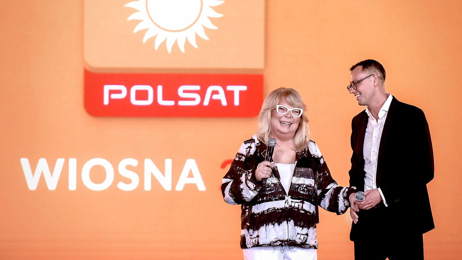 Prezentacja ramówki Polsatu. Zobacz kulisy wydarzenia!