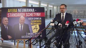 Neumann zapowiada pozew przeciwko Horale za podawane nieprawdziwych informacji o jego majątku