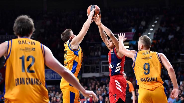 Hiszpańska liga koszykarzy: AJ Slaughter i Aleksander Balcerowski minimalnie słabsi od lidera
