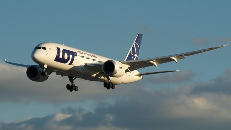 Firma obsługująca m.in. samoloty LOT-u w maju otworzy pierwszą zagraniczną bazę w Budapeszcie