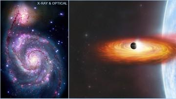 Po raz pierwszy natrafiono na oznaki istnienia planety w innej galaktyce