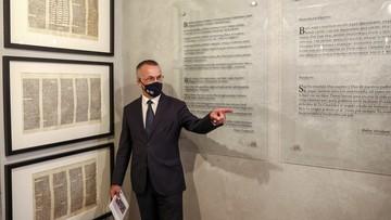 Sellin: antysemityzm to skandal moralny i kompromitacja polityczna