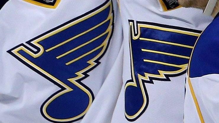 NHL: Wyjazdowe wygrane liderów dywizji z St. Louis Blues i Boston Bruins