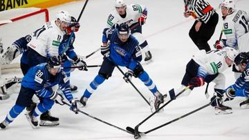 MŚ w hokeju: Broniący tytułu Finowie zaczęli od wygranej
