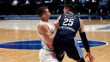 Euroliga: Dobry mecz Mateusza Ponitki z Realem Madryt