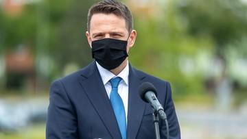 """""""Warszawa niechlubnym wyjątkiem"""". Minister Maląg apeluje do Trzaskowskiego"""