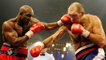 Nie tylko Tyson. Kolejna legenda wraca na ring