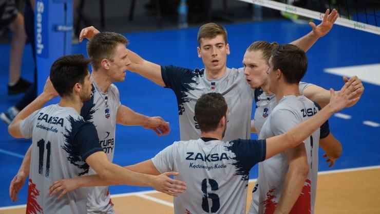 PGE Skra – ZAKSA w finale turnieju w Bełchatowie