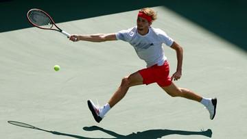 US Open: Zverev pierwszym od 13 lat Niemcem w ćwierćfinale w Nowym Jorku
