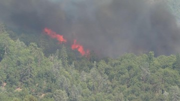 Upały i pożary w Kalifornii. Ewakuacja mieszkańców
