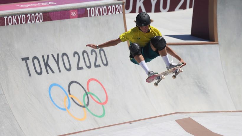 Tokio 2020: Keegan Palmer najlepszy w parku