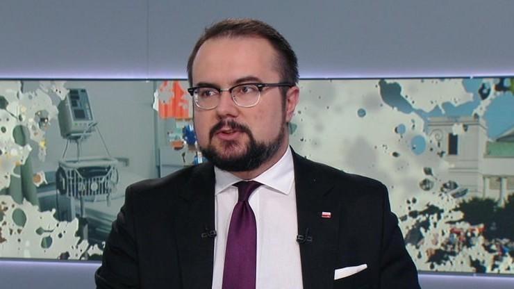 Wiceszef MSZ: nie chcemy blokować praworządności tylko arbitralność