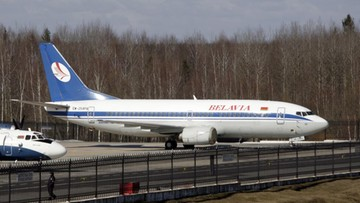 Białoruskie MSZ o francuskim zakazie dla samolotu Belavia: to powietrzne piractwo