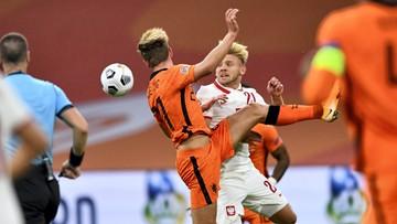 Liga Narodów: Holandia - Polska 1:0. Skrót meczu (WIDEO)