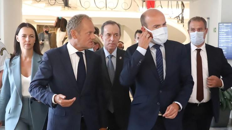 Borys Budka nowym przewodniczącym klubu Koalicji Obywatelskiej. Cezary Tomczyk zrezygnował