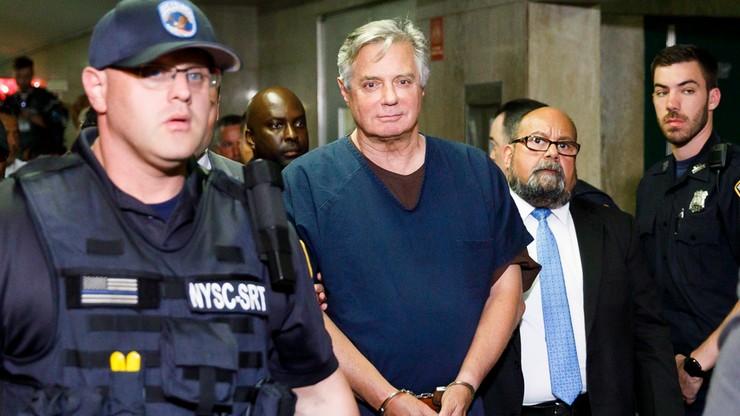 Były szef sztabu Trumpa opuścił więzienie. Resztę kary odbędzie w domu