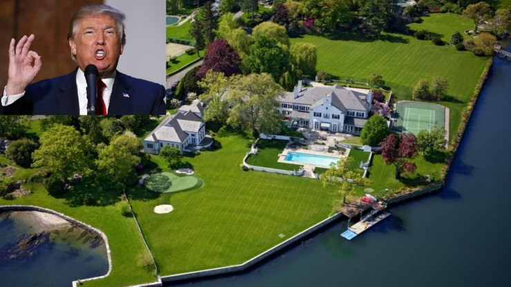 Chcesz zamieszkać w domu Trumpa? Wystarczy 45 mln dol.