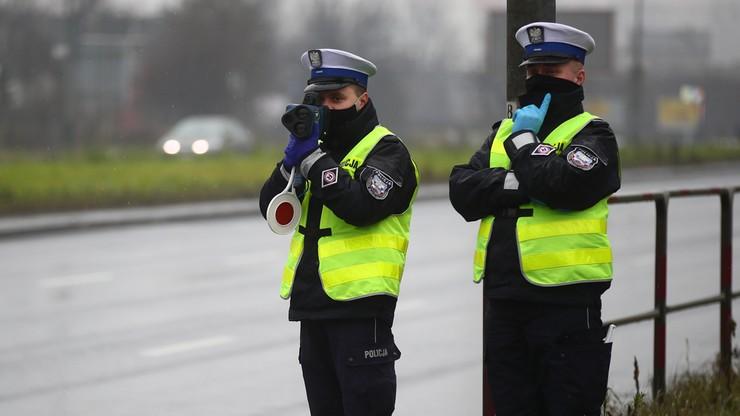 Święta na drogach. Policja podała statystyki