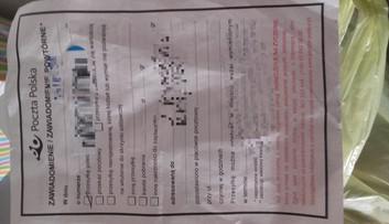Kilkaset wypełnionych druków awizo w śmietniku. Zdecydowana reakcja Poczty Polskiej