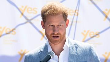 Książę Harry pozwał dwa tabloidy. Miały podsłuchiwać jego pocztę głosową