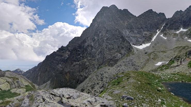 Śmiertelny wypadek w Tatrach. Nie żyje polski wspinacz