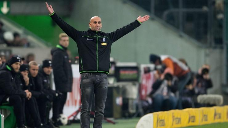 Borussia Moenchengladbach bez trenera